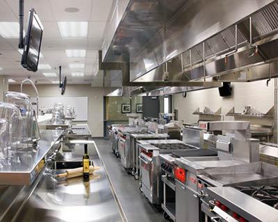 sản phẩm bếp công nghiệp chất lượng cao