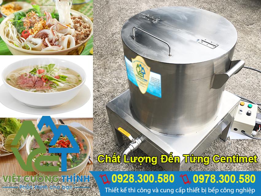 Cách Nấu Hủ Tiếu Gà Thơm Ngon Đúng Điệu - Việt Cường Thịnh