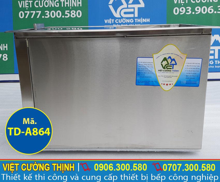 Việt Cường Thịnh - Địa chỉ cung cấp thùng đá inox âm bàn uy tín hàng đầu Việt Nam