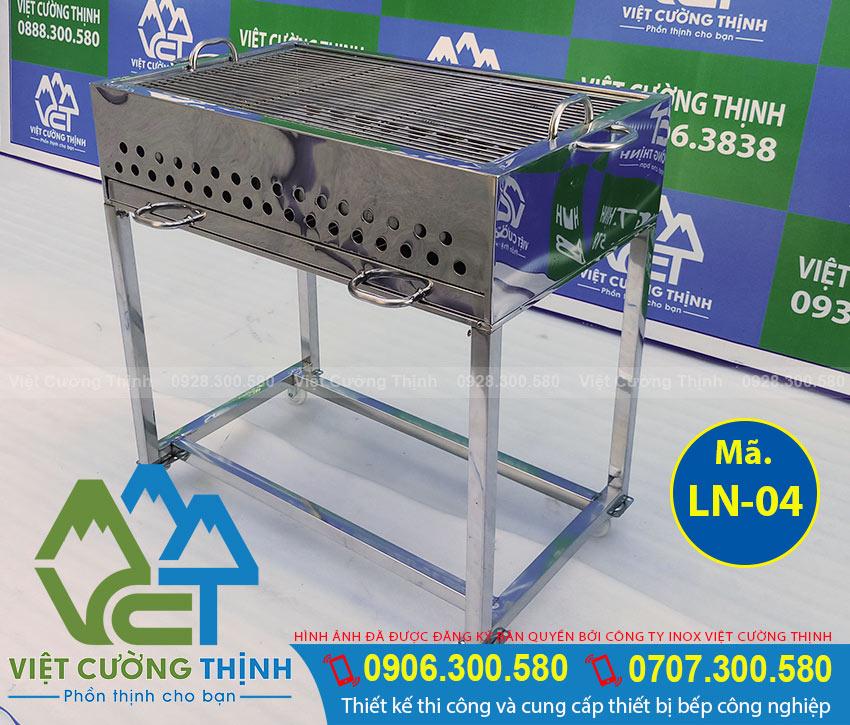 Bếp nướng BBQ Inox LN-04 Việt Cường Thịnh