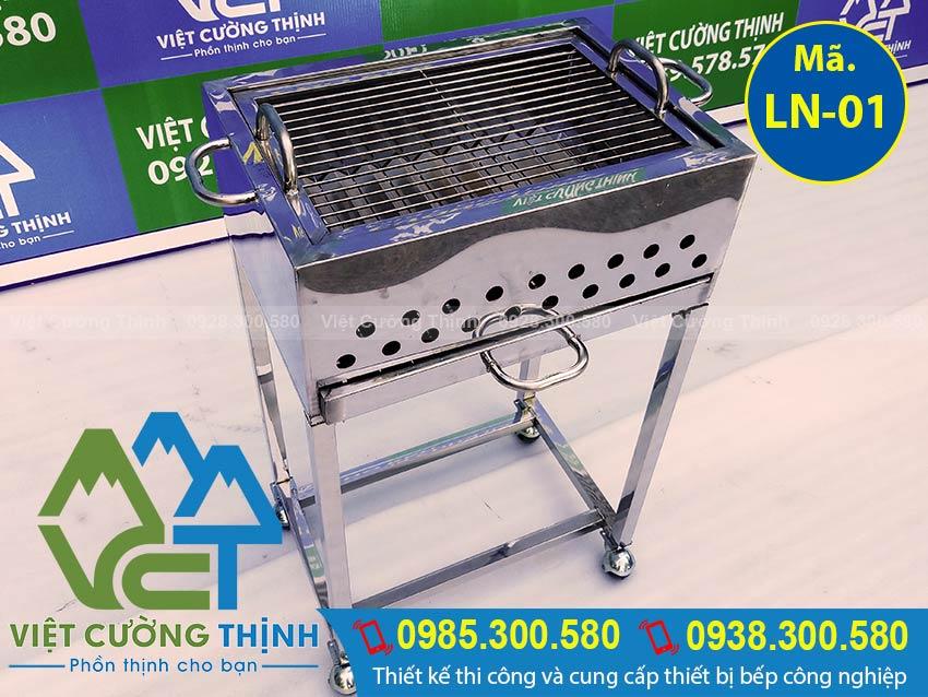 Bếp nướng bán cơm sườn tấm LN-01