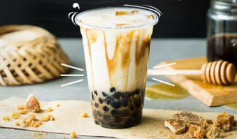 trà sữa trân châu đường đen