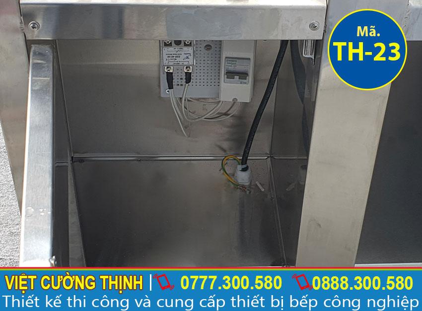 CB của tủ hâm nóng 4 khay TH-23