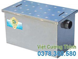 Bể tách mỡ âm sàn 180l Việt Cường Thịnh