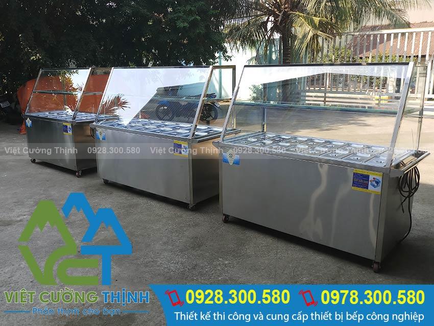 Địa chỉ bán tủ hâm nóng thức ăn bằng điện chất lượng
