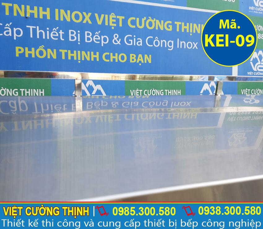 Kệ bếp công nghiệp, kệ bếp nhà hàng uy tín hàng đầu Việt Nam