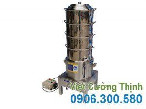 Nồi Nấu Bánh Bao Công Nghiệp 4 Tầng Size 400 NHBB-D400-4T