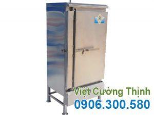 Tủ cơm công nghiệp 50kg dùng gas cao cấp