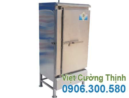 Tủ nấu cơm 50kg sử dụng gas THC-50/G