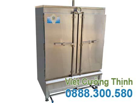 Tủ nấu cơm công nghiệp 80kg sử dụng gas THC-80/G