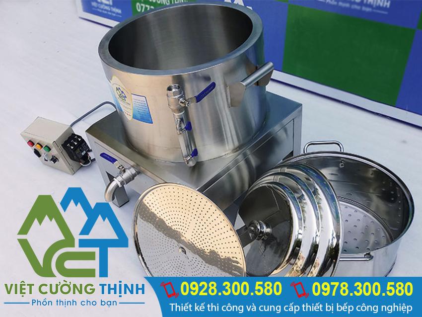 Địa chỉ cung cấp xửng hấp bánh bao công nghiệp bằng điện uy tín, chất lượng hàng đầu Việt Nam