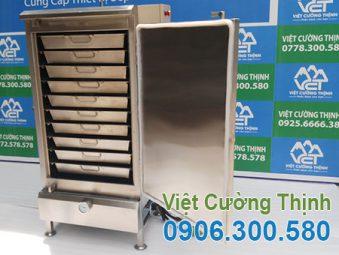 Tủ hấp cơm công nghiệp, tủ hấp cơm giá rẻ, tủ cơm công nghiệp 80kg