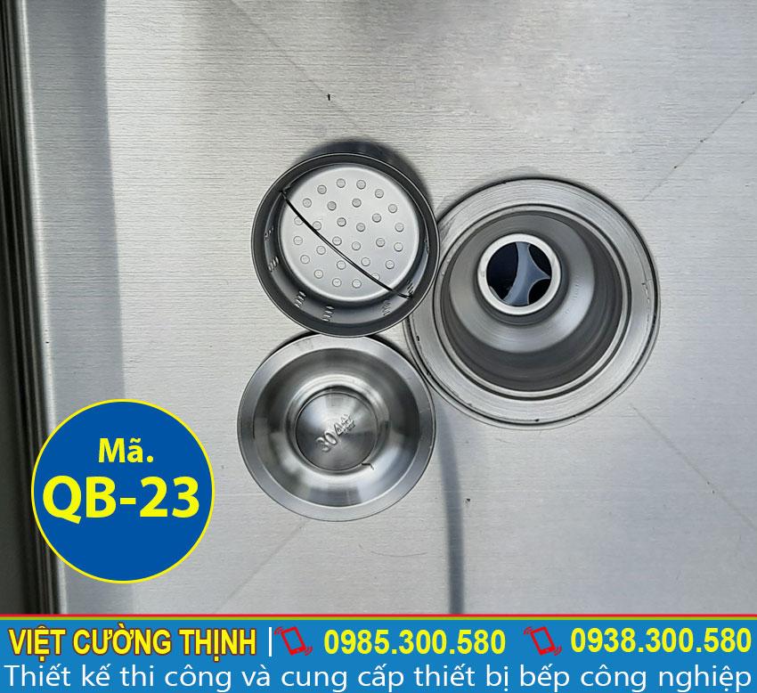 Xi phông quầy bar inox 304