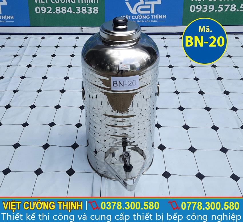 Báo giá bình nước inox 304