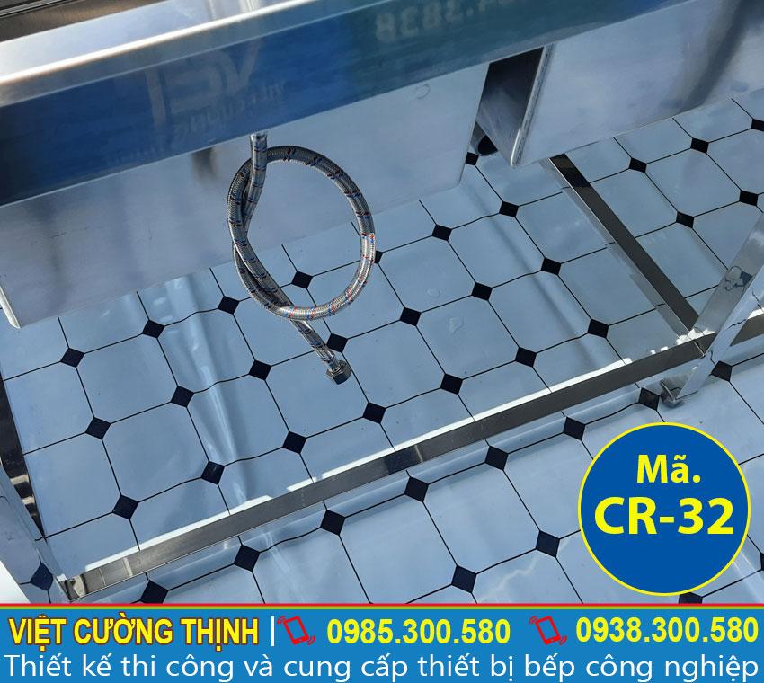 Bồn rửa chén 2 ngăn chất lượng tại Việt Cường Thịnh