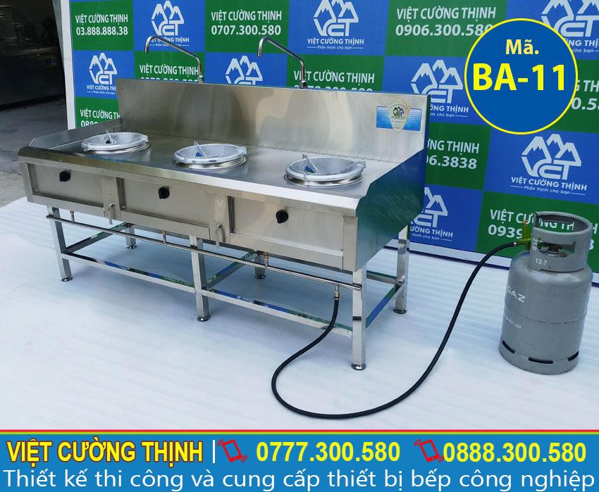 Địa chỉ bán Bếp công nghiệp chất lượng, giá tốt tại xưởng không qua trung gian