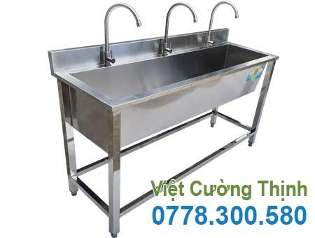 Máng rửa tay công nghiệp 1m5 CR-34