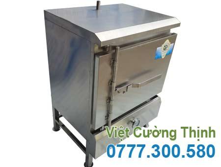 Tủ hấp cơm 20Kg sử dụng Gas THC-20G