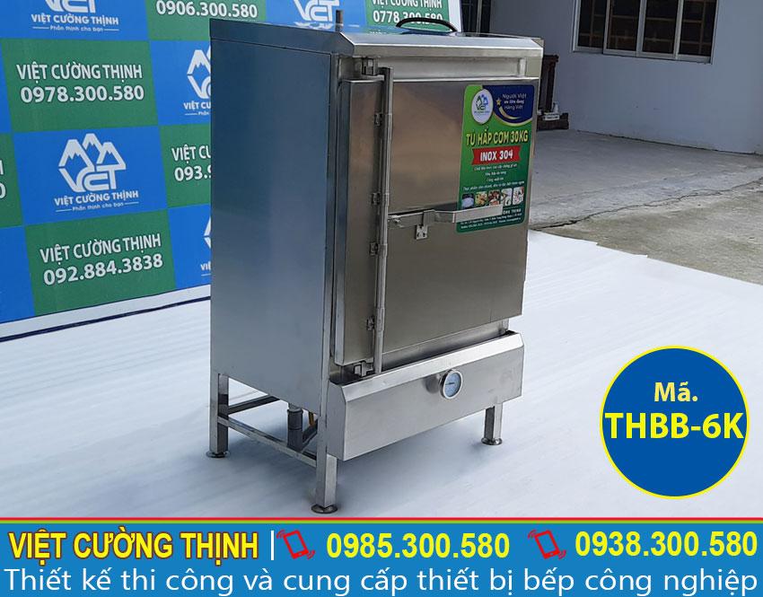 Địa chỉ cung cấp tủ hấp bánh bao công nghiệp uy tín, chất lượng