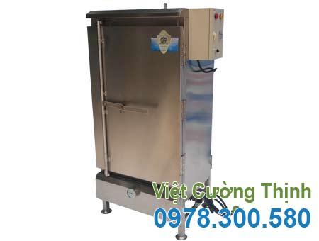 Tủ hấp bánh bao 10 khay THBB-10K