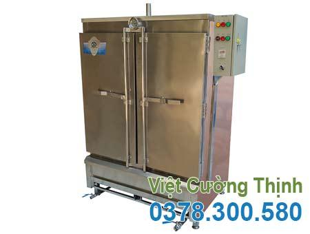 Tủ hấp bánh bao 16 khay THBB-16K
