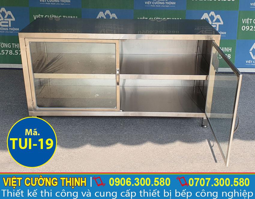 Tủ inox chứa đồ TUI-19 (03)