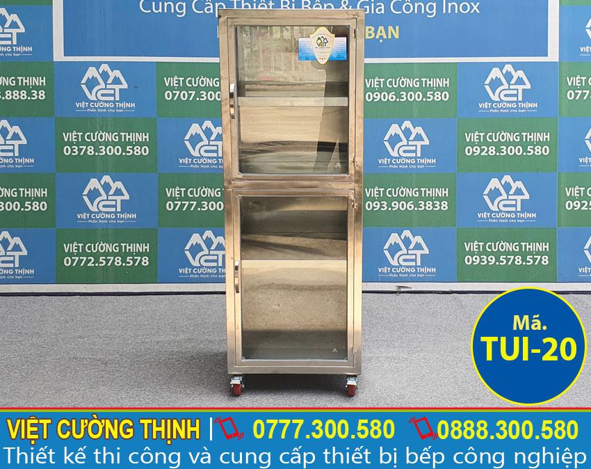 Tủ inox chứa đồ TUI-20 (03)