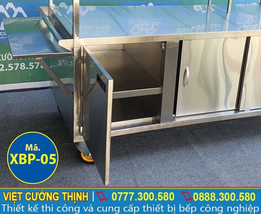 Hộc tủ chứa đồ tiện lợi XBP-05