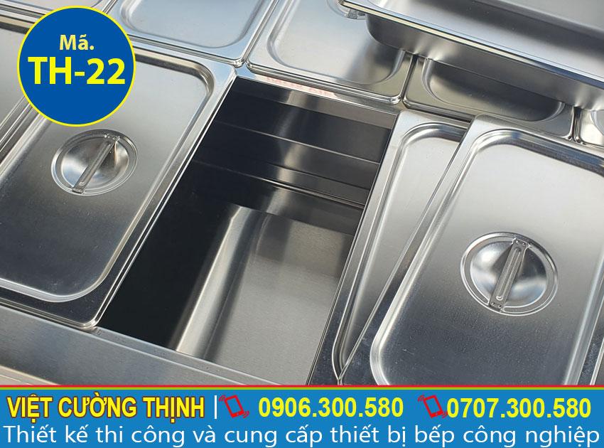 Thanh điện trở của tủ hâm nóng thức ăn 13 khay TH-22