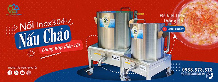 Nồi điện nấu cháo chất lượng cao, giá tốt, an toàn khi sử dụng